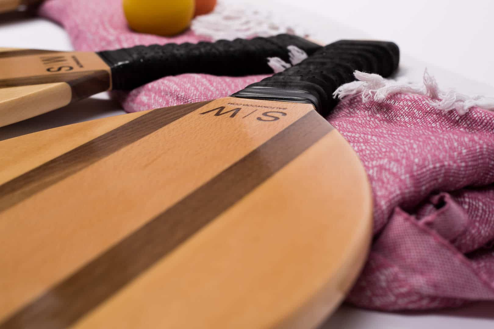 Paddle ball collection by Salt on Wood