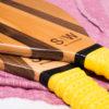 Frescobol Set von Salt on Wood
