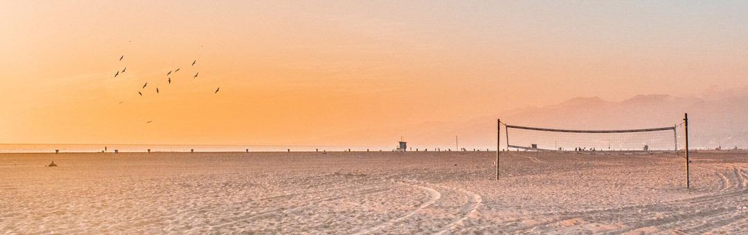 Beach für Frescobol