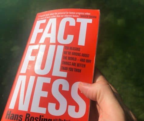 Buch Factfulness von Hans Rosling