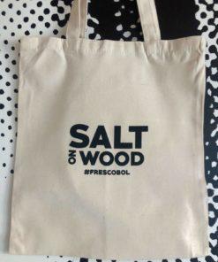 Tragetasche von Salt on Wood