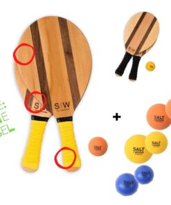 Salt on Wood B-WARE-Sets