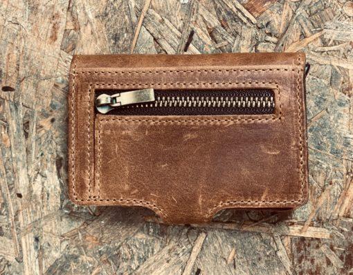 Slim Wallet Geldbörse COWBOY